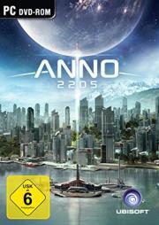 Cover von Anno 2205