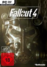 Cover von Fallout 4