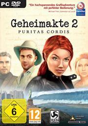 Cover von Geheimakte 2 - Puritas Cordis