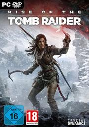 Cover von Rise of the Tomb Raider