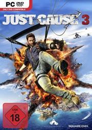Cover von Just Cause 3