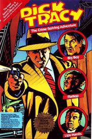 Cover von Dick Tracy - The Crime-Solving Adventure