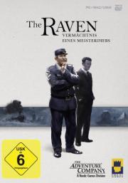 Cover von The Raven - Vermächtnis eines Meisterdiebs