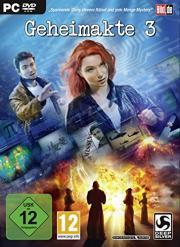 Cover von Geheimakte 3