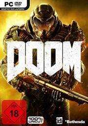 Cover von Doom (2016)