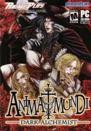 Cover von Animamundi - Dark Alchemist