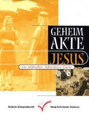 Cover von Geheimakte Jesus