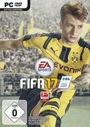 Cover von FIFA 17