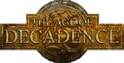 Cover von Age of Decadence