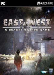 Cover von East vs. West - A Hearts of Iron Game (Entwicklung eingestellt)
