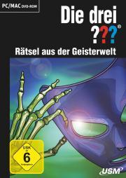 Cover von Die drei ??? - Rätsel aus der Geisterwelt