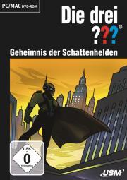 Cover von Die drei ??? - Geheimnis der Schattenhelden