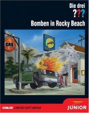 Cover von Die drei ??? - Bomben in Rocky Beach