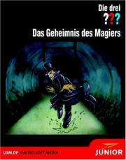 Cover von Die drei ??? - Das Geheimnis des Magiers