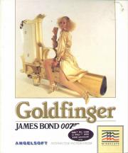 Cover von James Bond 007 - Goldfinger