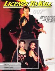 Cover von James Bond 007 - Lizenz zum Töten