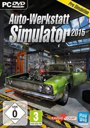 Cover von Auto-Werkstatt-Simulator 2015