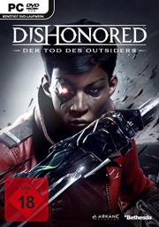 Cover von Dishonored - Der Tod des Outsiders