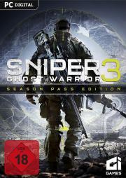 Cover von Sniper - Ghost Warrior 3