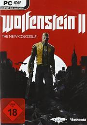 Cover von Wolfenstein 2 - The New Colossus