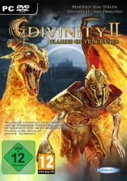 Cover von Divinity 2 - Flames of Vengeance