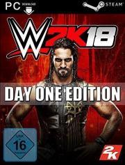 Cover von WWE 2K18