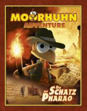 Cover - Moorhuhn Adventure - Der Schatz des Pharao (dt)