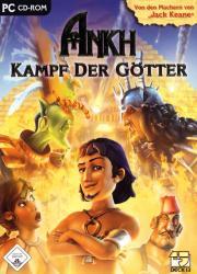 Cover von Ankh - Kampf der Götter