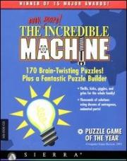 Cover von The even more Incredible Machine