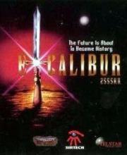 Cover von Excalibur 2555 AD