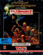 Cover von Eye of the Beholder 2