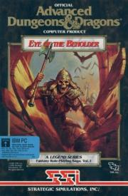 Cover von Eye of the Beholder