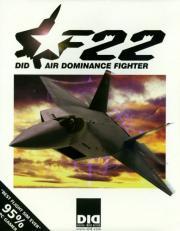Cover von F-22 Air Dominance Fighter