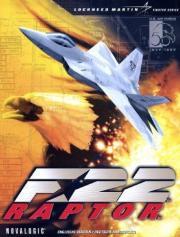 Cover von F-22 Raptor