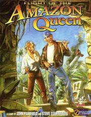 Cover von Flight of the Amazon Queen