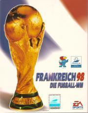 Cover von Frankreich 98 - Die Fußball-WM