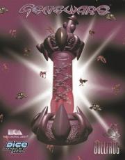 Cover von Gene Wars