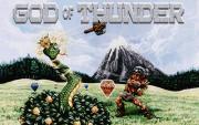 Cover von God of Thunder