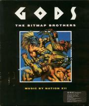 Cover von Gods