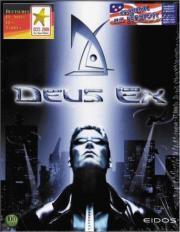 Cover von Deus Ex