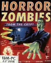 Cover von Horror Zombies from the Crypt