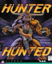 Cover von Hunter Hunted