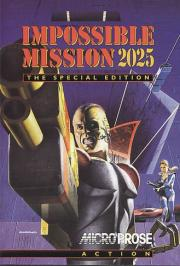 Cover von Impossible Mission 2025