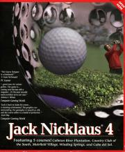 Cover von Jack Nicklaus 4