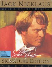 Cover von Jack Nicklaus Signature Edition