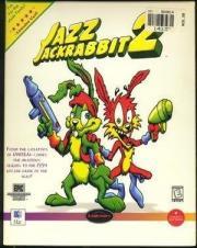 Cover von Jazz Jackrabbit 2