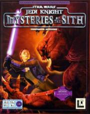 Cover von Star Wars - Jedi Knight: Mysteries of the Sith