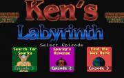 Cover von Ken's Labyrinth