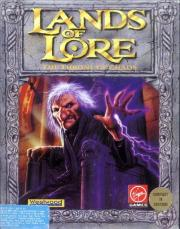Cover von Lands of Lore - The Throne of Chaos