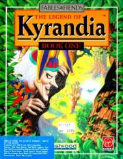 Cover von The Legend of Kyrandia